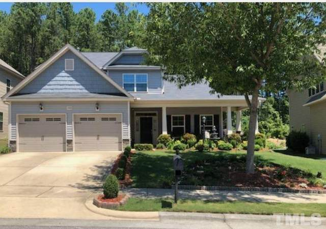 1406 Hauser Lake Road, Knightdale, NC 27545 (#2327575) :: The Jim Allen Group