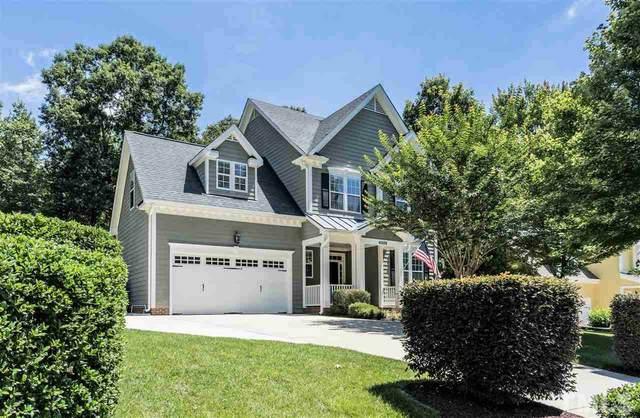 4329 Brighton Ridge Drive, Apex, NC 27539 (#2327586) :: Realty World Signature Properties