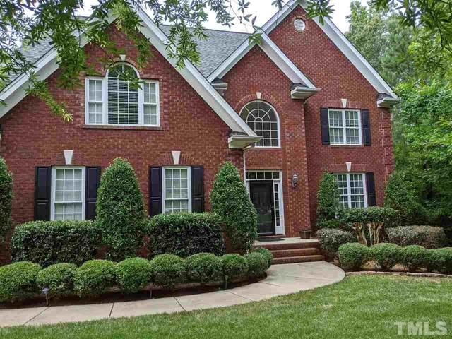 34 Golden Heather, Chapel Hill, NC 27517 (#2327640) :: The Jim Allen Group