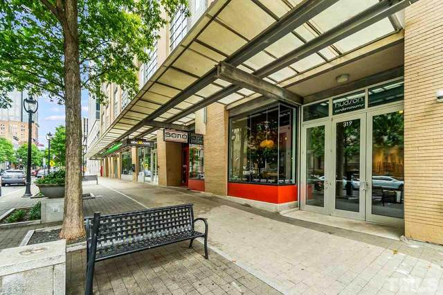 319 Fayetteville Street #311, Raleigh, NC 27601 (#2327699) :: RE/MAX Real Estate Service