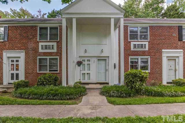 919 St Marys Street #3, Raleigh, NC 27605 (#2327827) :: M&J Realty Group