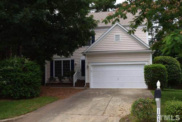 103 Canton Chase Court, Cary, NC 27513 (#2327844) :: Rachel Kendall Team