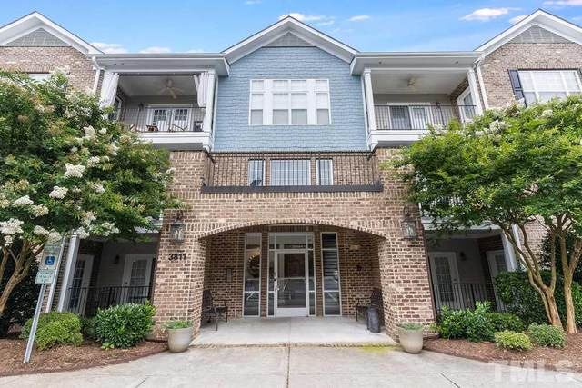 3811 Lunceston Way #107, Raleigh, NC 27613 (#2327871) :: RE/MAX Real Estate Service