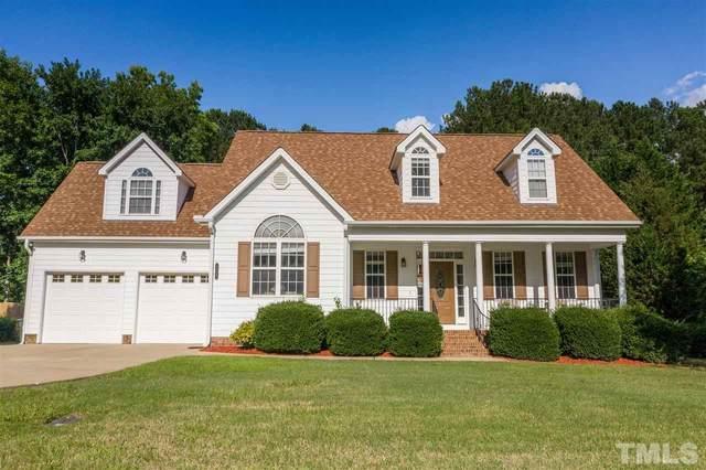 454 St Jiles Drive, Clayton, NC 27520 (#2327883) :: Dogwood Properties