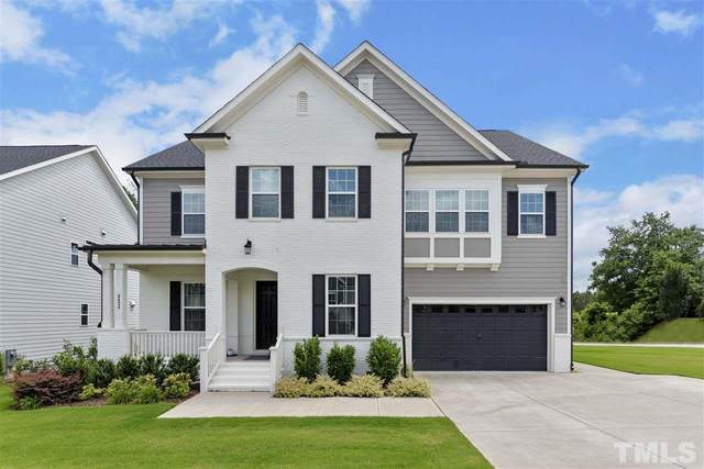 8424 Rosiere Drive, Cary, NC 27518 (#2327910) :: Raleigh Cary Realty