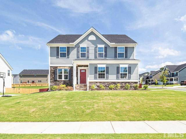 229 Devon Fields Drive, Holly Springs, NC 27540 (#2327954) :: Saye Triangle Realty