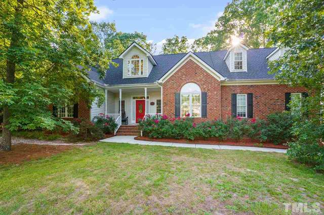 6201 Tinwood Drive, Fuquay Varina, NC 27526 (#2327990) :: Marti Hampton Team brokered by eXp Realty