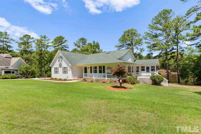 125 Forest Pond Road, Cameron, NC 28326 (#2327991) :: The Jim Allen Group