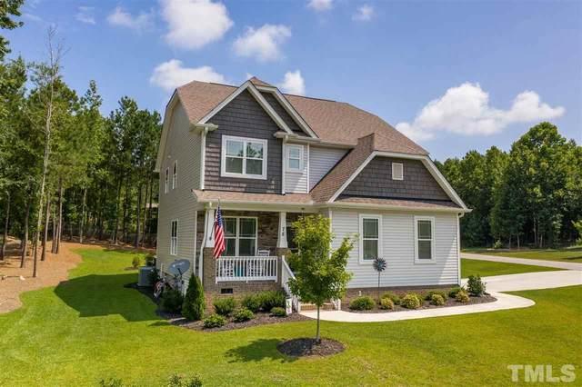 75 Herringbone Drive, Franklinton, NC 27525 (#2327996) :: Dogwood Properties