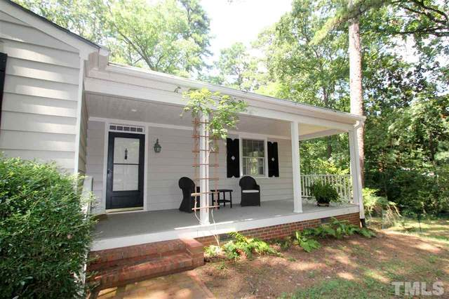 10 Mt Bolus Road, Chapel Hill, NC 27514 (#2328047) :: Raleigh Cary Realty