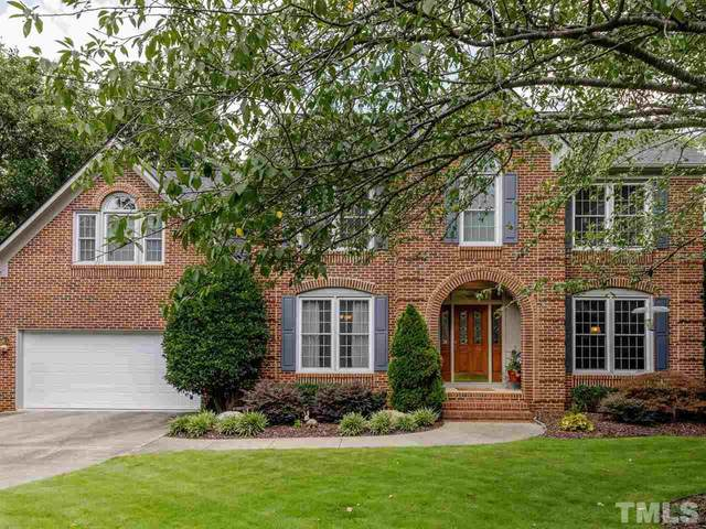 119 Disraeli Drive, Cary, NC 27513 (#2328049) :: Realty World Signature Properties