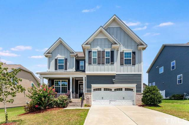 1720 Longmont Drive, Wake Forest, NC 27587 (#2328063) :: Realty World Signature Properties