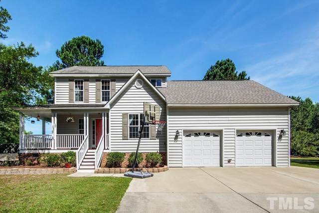 174 Sweet Pea Lane, Willow Spring(s), NC 27592 (#2328069) :: Realty World Signature Properties