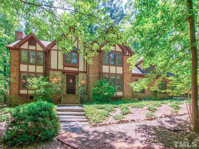 707 Wellington Drive, Chapel Hill, NC 27514 (#2328071) :: The Perry Group