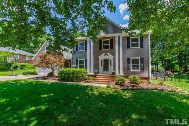 411 Edinburgh Drive, Burlington, NC 27215 (#2328103) :: Dogwood Properties