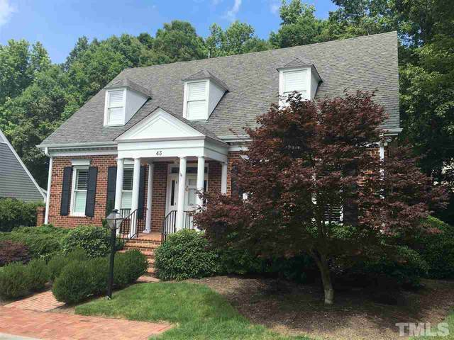 43 Cheswick Place, Durham, NC 27707 (#2328117) :: Dogwood Properties