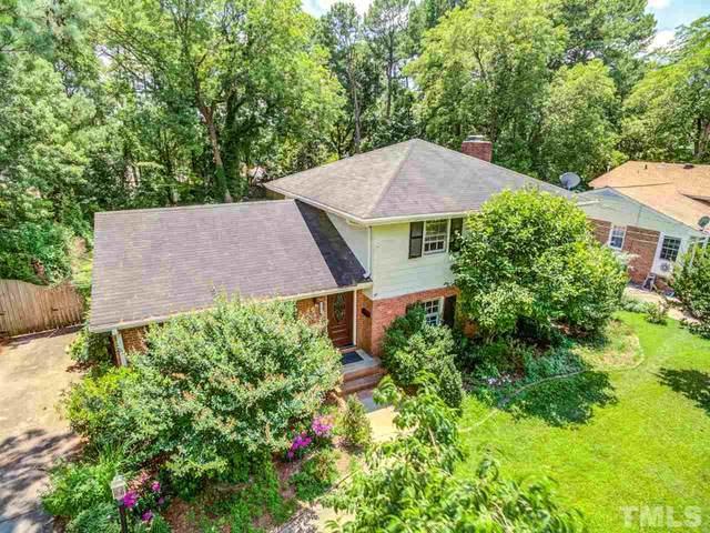 5009 Huntingdon Drive, Raleigh, NC 27606 (#2328161) :: M&J Realty Group