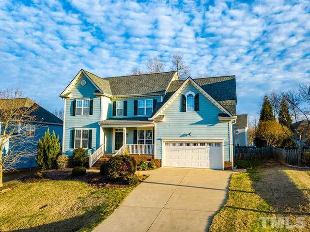 129 Nelson Lane, Clayton, NC 27527 (#2328175) :: Realty World Signature Properties