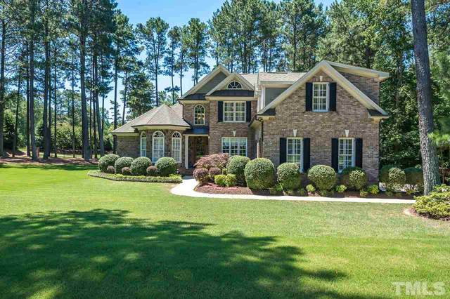 5601 Bella Terra Court, Wake Forest, NC 27587 (#2328211) :: Rachel Kendall Team