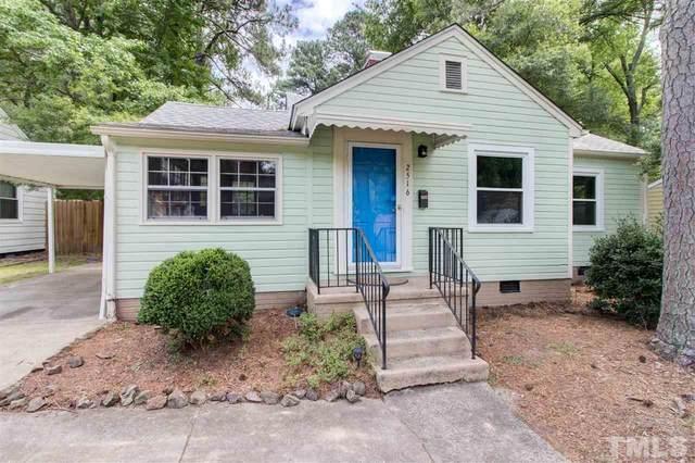 2516 State Street, Durham, NC 27704 (#2328221) :: Dogwood Properties