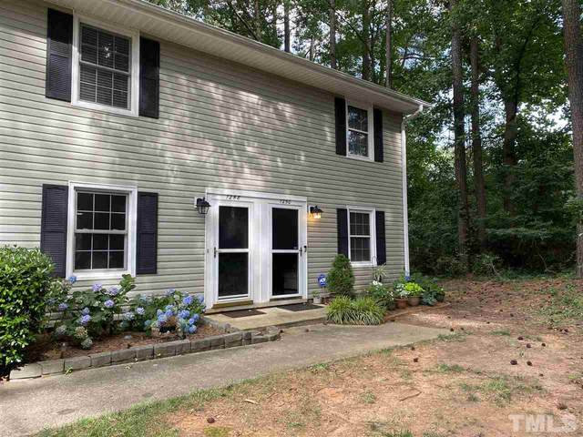 1250 Jamestown Court, Cary, NC 27511 (#2328240) :: Raleigh Cary Realty