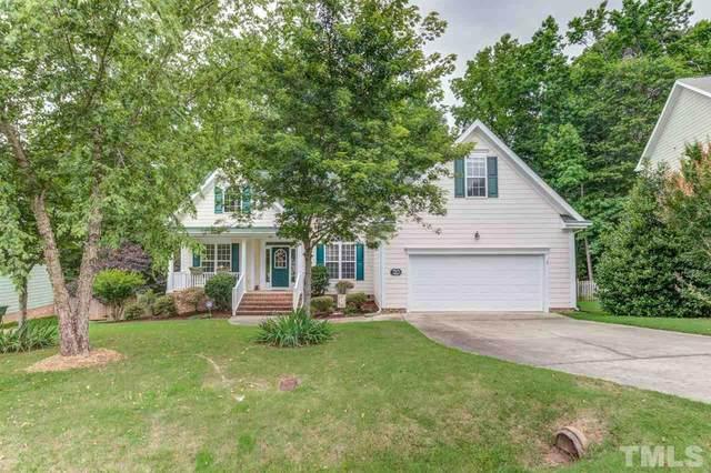 812 Sarazen Drive, Clayton, NC 27527 (#2328242) :: Realty World Signature Properties