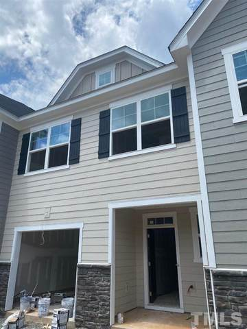 143 Hunston Drive #75, Holly Springs, NC 27540 (MLS #2328255) :: The Oceanaire Realty