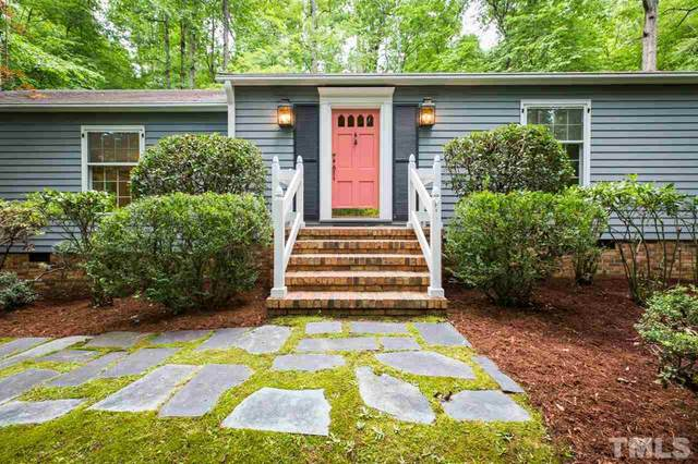 912 Coker Drive, Chapel Hill, NC 27517 (#2328307) :: The Jim Allen Group