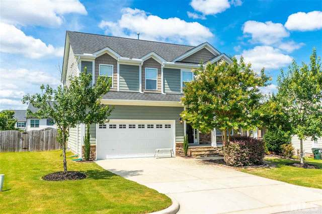 1023 Brintons Mill Lane, Knightdale, NC 27545 (#2328310) :: Real Estate By Design