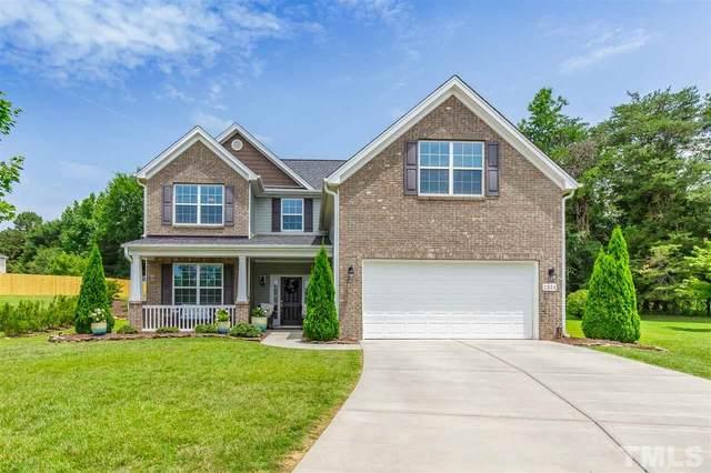2324 Primrose Drive, Elon, NC 27244 (#2328363) :: Dogwood Properties