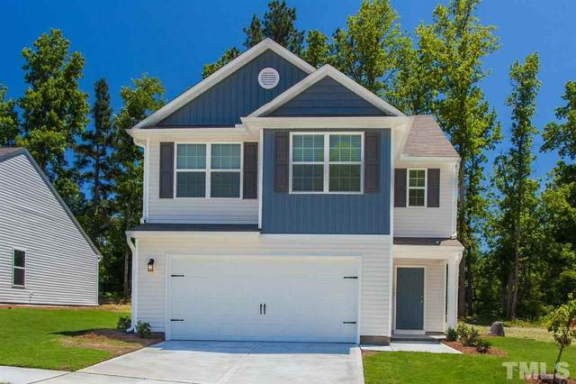 25 Windbreak Lane, Youngsville, NC 27596 (#2328365) :: Marti Hampton Team brokered by eXp Realty