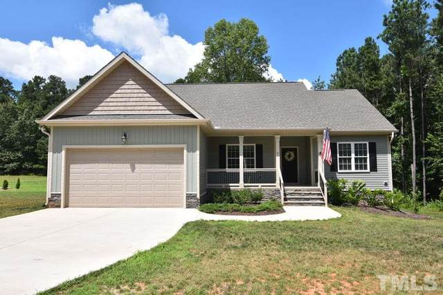 85 Old Eason Road, Zebulon, NC 27597 (#2328372) :: Dogwood Properties