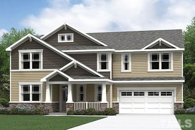 159 Rossell Park Circle, Garner, NC 27529 (#2328401) :: Dogwood Properties