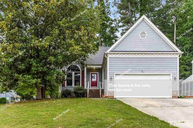 1006 Beddingfield Drive, Knightdale, NC 27545 (#2328413) :: Real Estate By Design