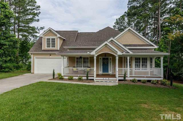 210 Country Valley Court, Apex, NC 27502 (#2328442) :: RE/MAX Real Estate Service