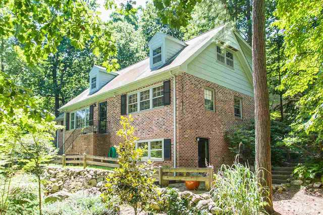 515 Yorktown Court, Chapel Hill, NC 27516 (#2328459) :: M&J Realty Group