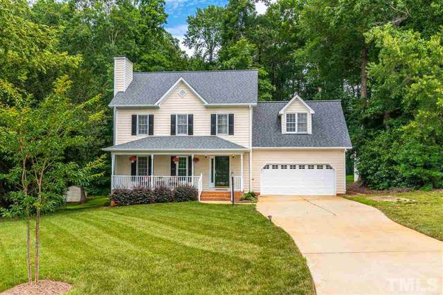 3808 Sky Meadow Drive, Apex, NC 27539 (#2328467) :: Sara Kate Homes