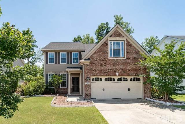 2029 Kirkhaven Road, Morrisville, NC 27560 (#2328473) :: Marti Hampton Team brokered by eXp Realty