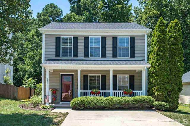 130 Evening Star Drive, Apex, NC 27502 (#2328480) :: M&J Realty Group