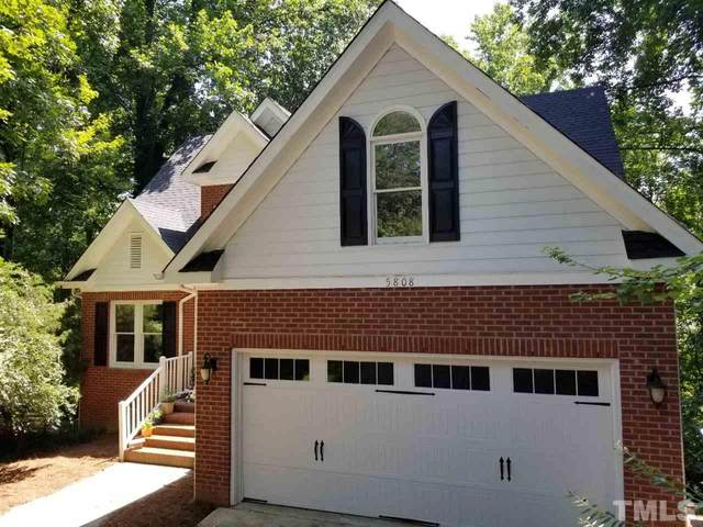 5808 Bayberry Lane, Raleigh, NC 27612 (#2328487) :: Raleigh Cary Realty