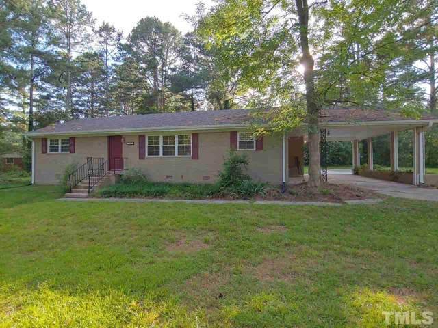 3802 Tremont Drive, Durham, NC 27705 (#2328500) :: The Jim Allen Group