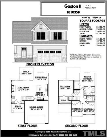 5986 Rosser Pittman Road, Sanford, NC 27332 (#2328505) :: Sara Kate Homes