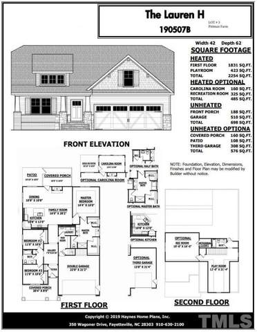 6026 Rosser Pittman Road, Sanford, NC 27332 (#2328522) :: Sara Kate Homes