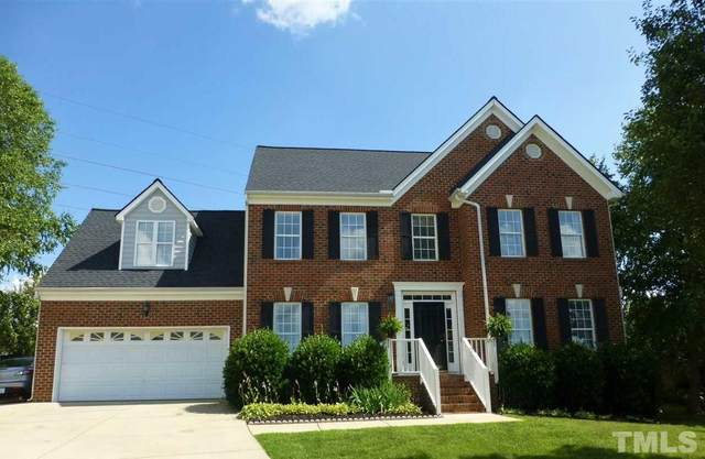 105 Meadow Fox Road, Holly Springs, NC 27540 (#2328531) :: The Jim Allen Group