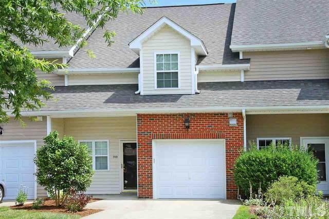 70-D Cole Place, Chapel Hill, NC 27517 (#2328535) :: Real Estate By Design