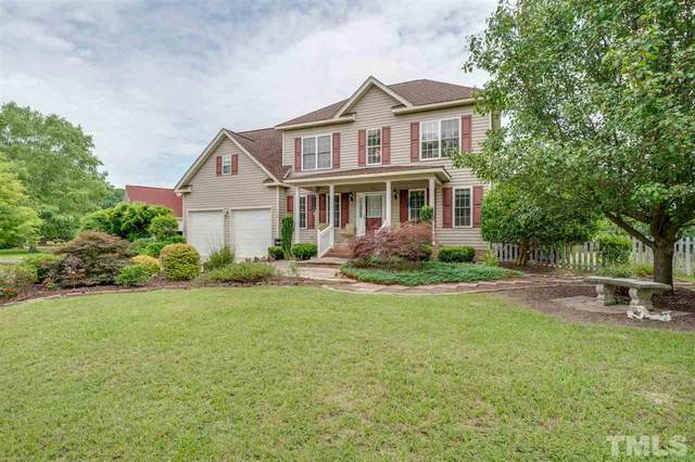 1000 Elmsleigh Way, Fuquay Varina, NC 27526 (#2328549) :: Rachel Kendall Team