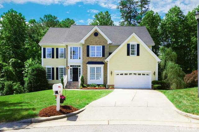 1424 Loghouse Street, Wake Forest, NC 27587 (#2328556) :: The Jim Allen Group