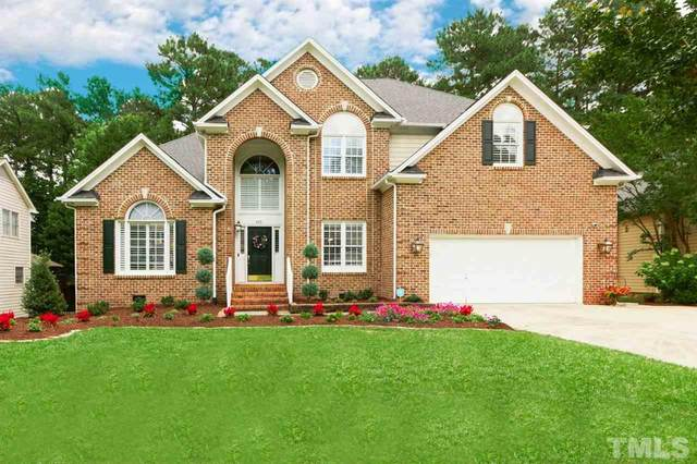 105 Seymour Creek Drive, Cary, NC 27519 (#2328566) :: Dogwood Properties