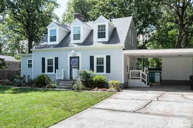 1404 Hawthorne Lane, Burlington, NC 27215 (#2328569) :: Dogwood Properties
