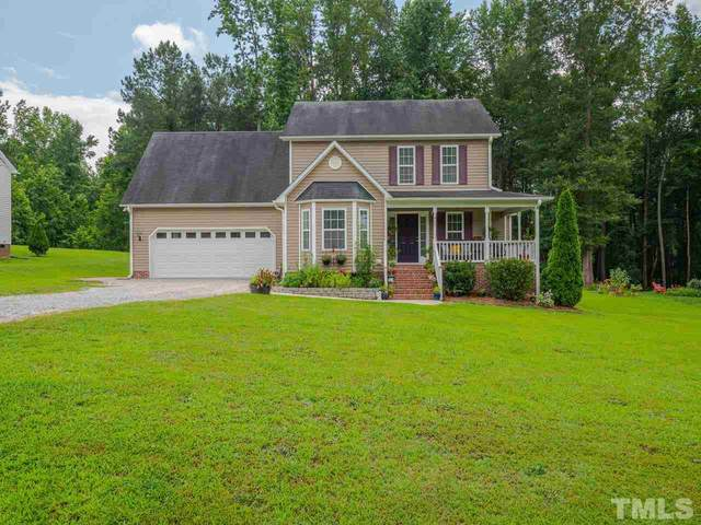 465 Hunter Lane, Zebulon, NC 27597 (#2328590) :: The Perry Group